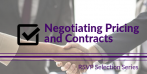 Tech Select Series: Negotiating Pricing and Contracts